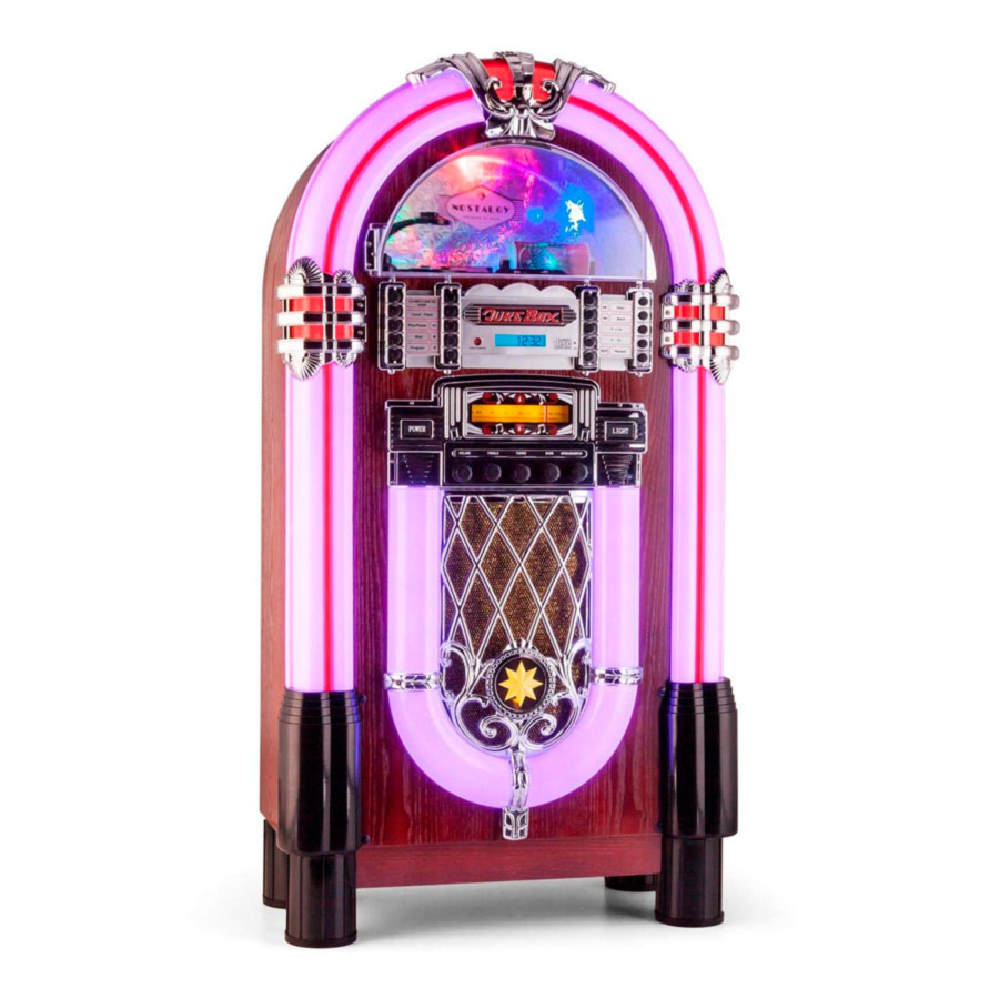 Jukebox Auna Graceland XXL 6